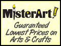 Discount Art & Craft Supplies – 75% Off